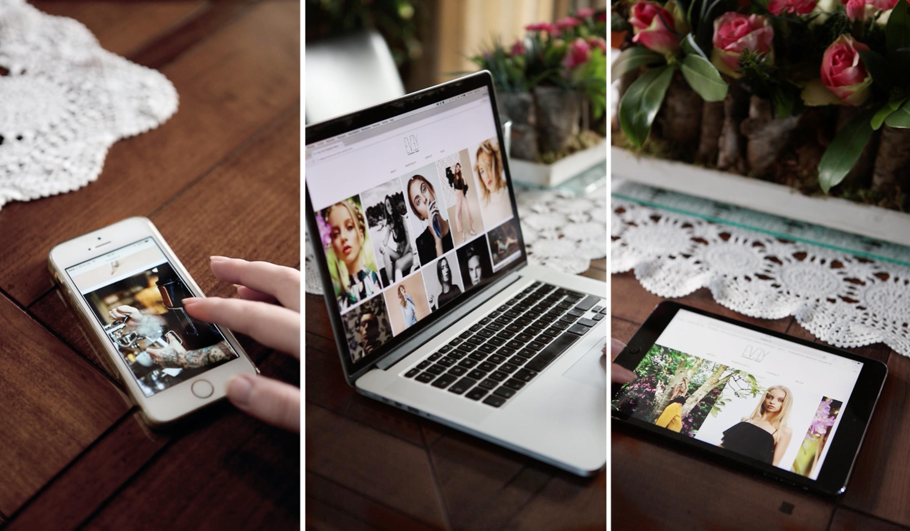 Ik als merk – Online portfolio