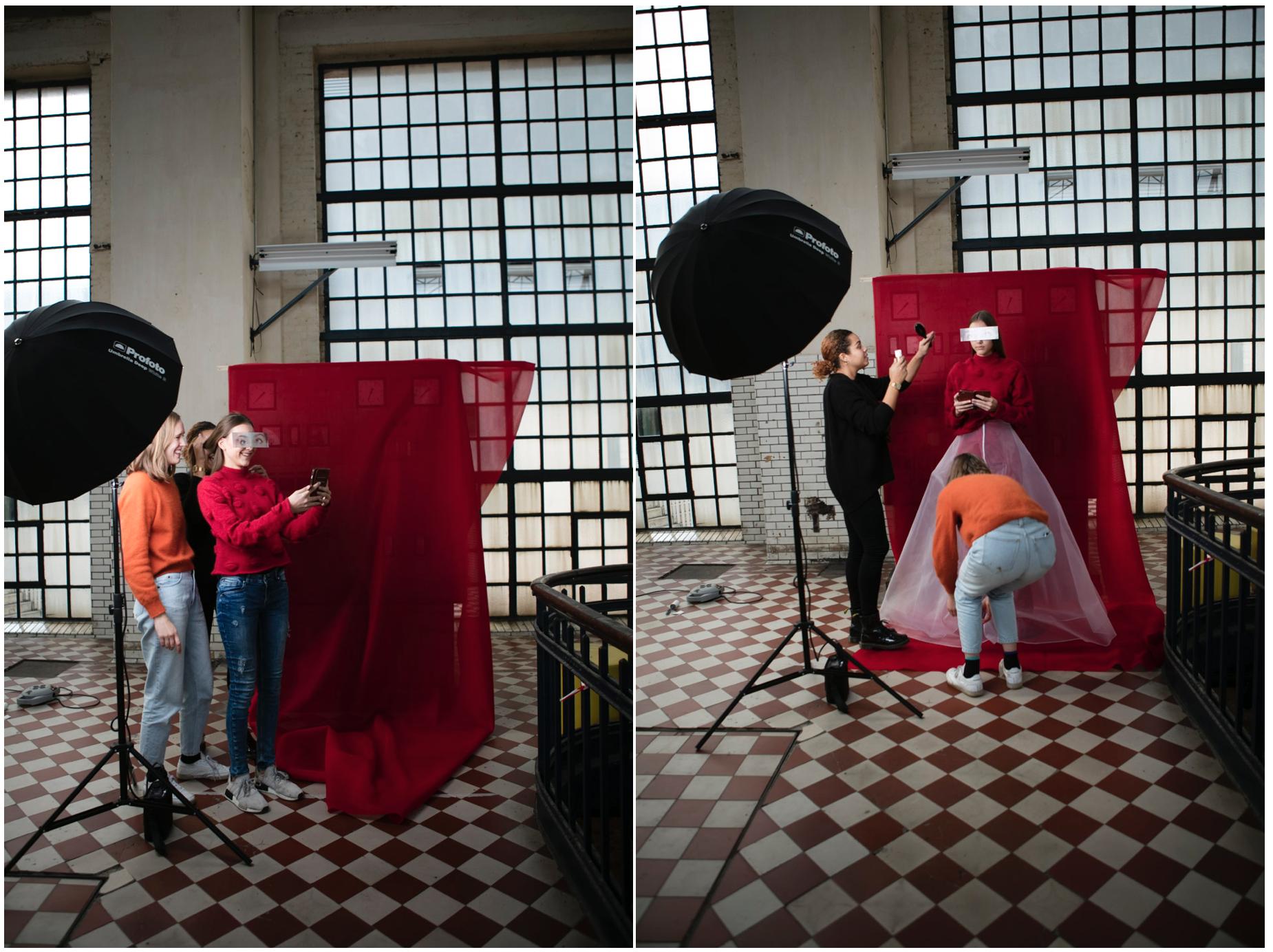 fotoshoot, backstage, behind the scenes, evely duis, fotoshoot, fotografie, fotostudio reusel, noord brabant, antwerpen, gent, fashion, mode, magazine