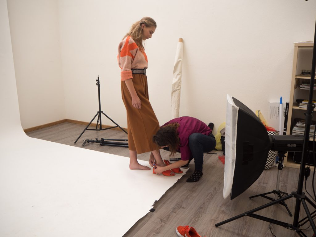 backstage fashion editorial foto studio evely duis mode model modellenbureau how to profoto canon