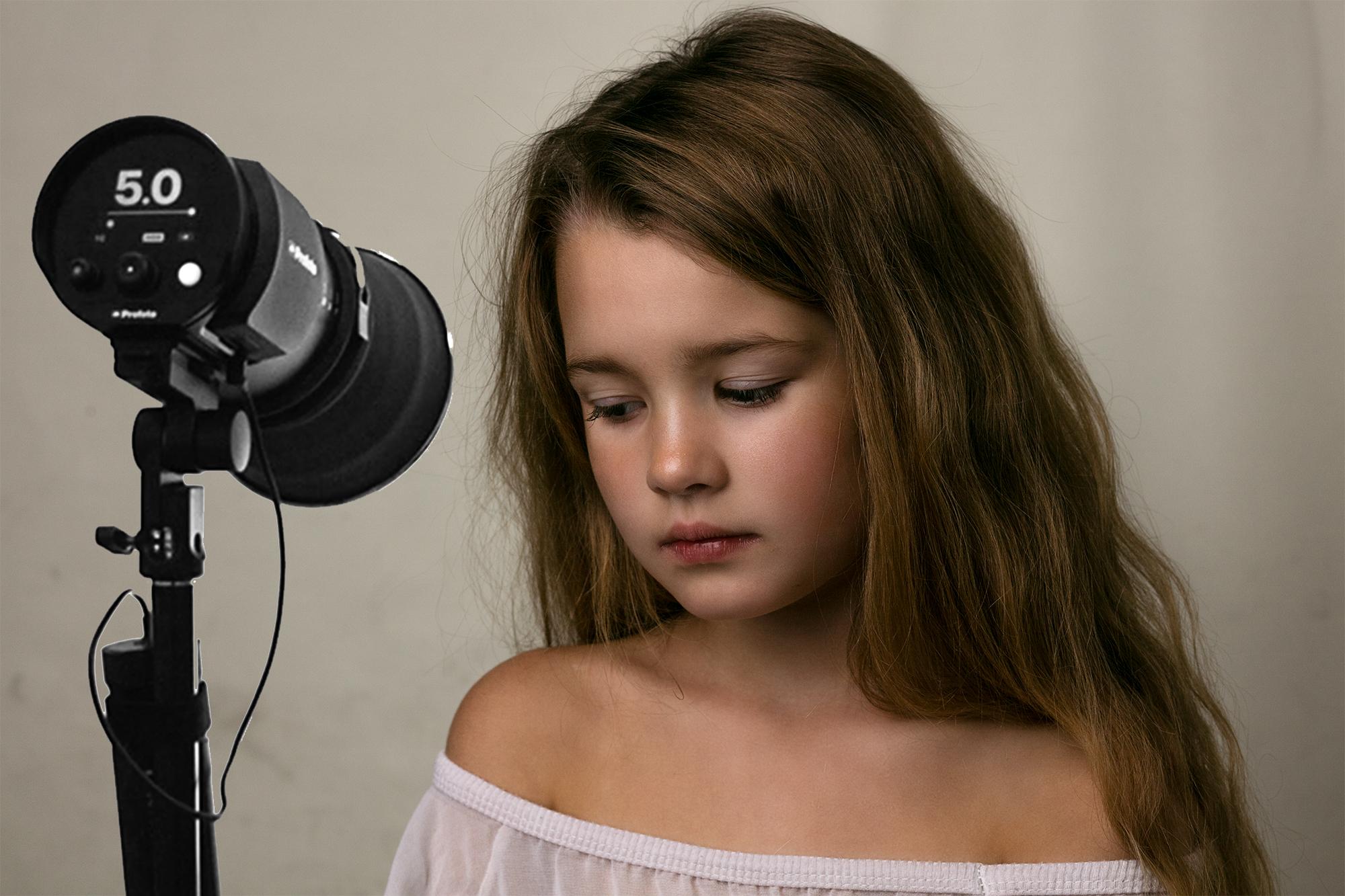 Profoto B10 test en review – Resultaat tijdens een portret shoot